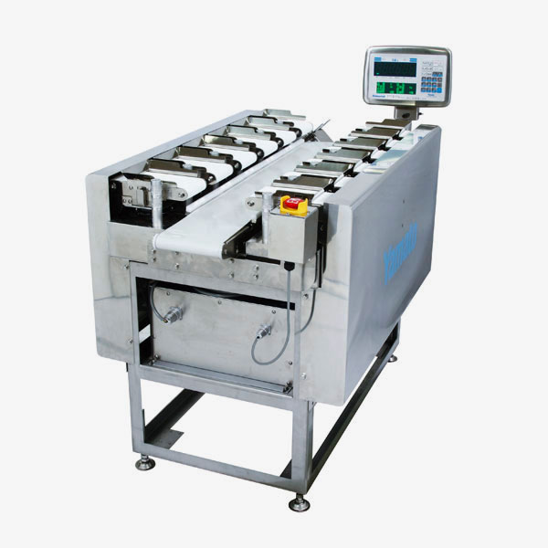 Semi-automatic checkweighers