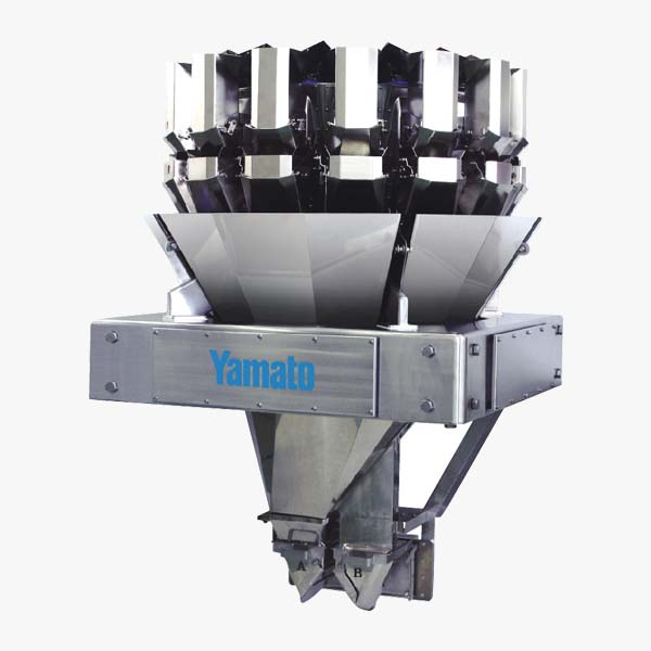 Omega Frontier multihead weigher