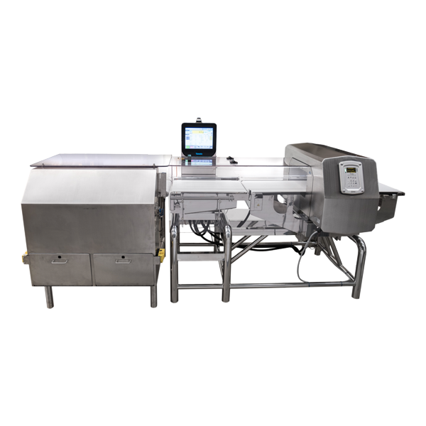 Checkweigher Metal Detector Combination Systems