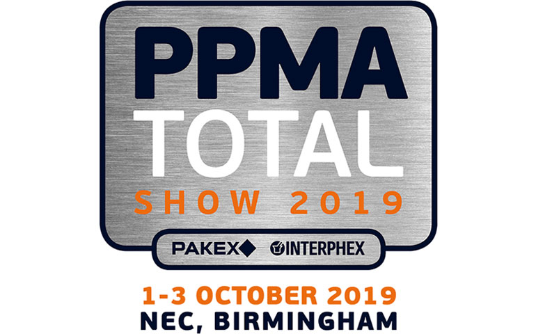 Yamato is at the PPMA Total Show 2019