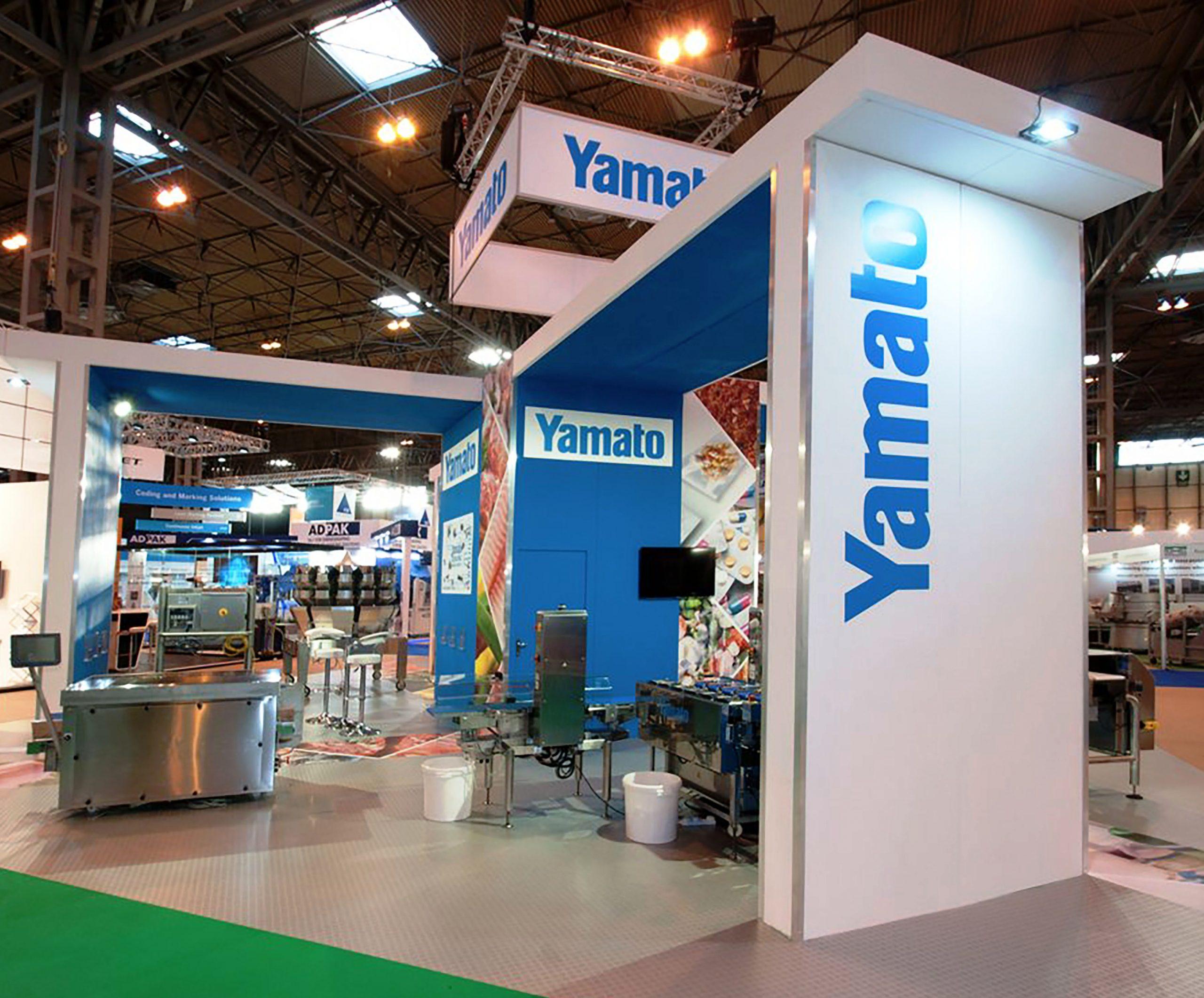 Yamato exhibiting at Foodex 2020